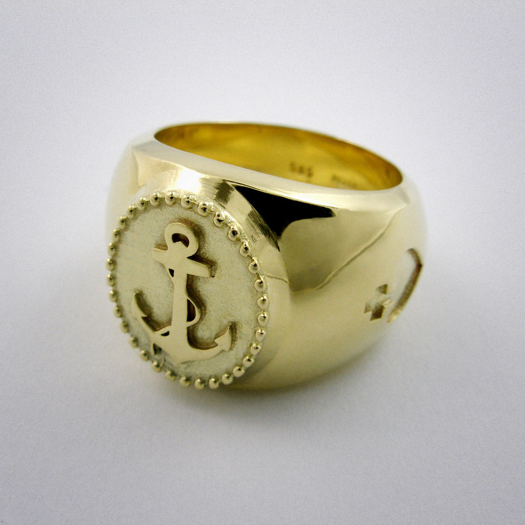ring - Sailor Boy - Gold - product images  of
