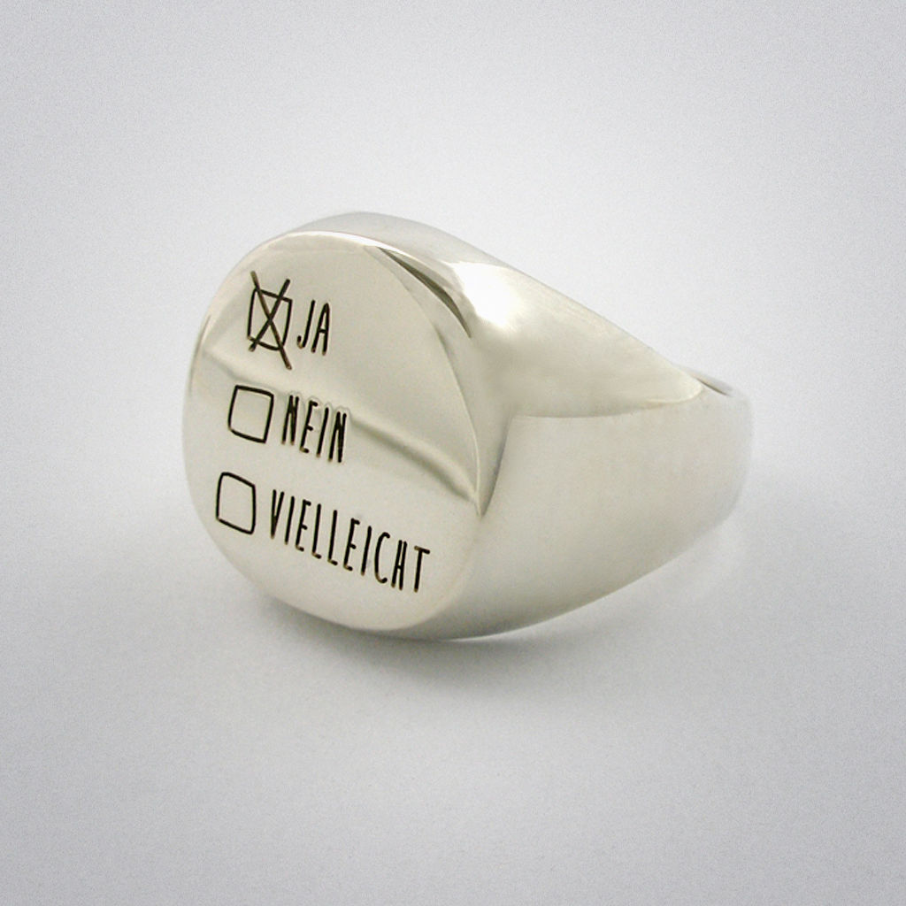 ring - Ja Nein Vielleicht - product images  of