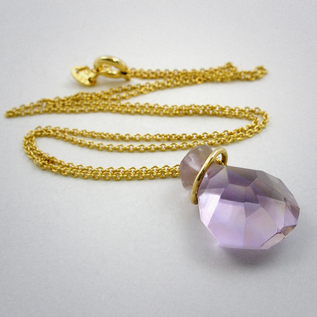 necklace - Stein - Amethyst - product images  of