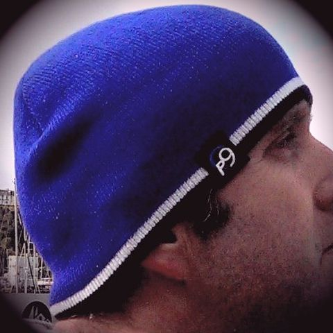 PHASE9,-,UNISEX,BEANIE-,BLUE,Phase9, Clothing, Beanie, Hat, Cycling, Apparel, mtb