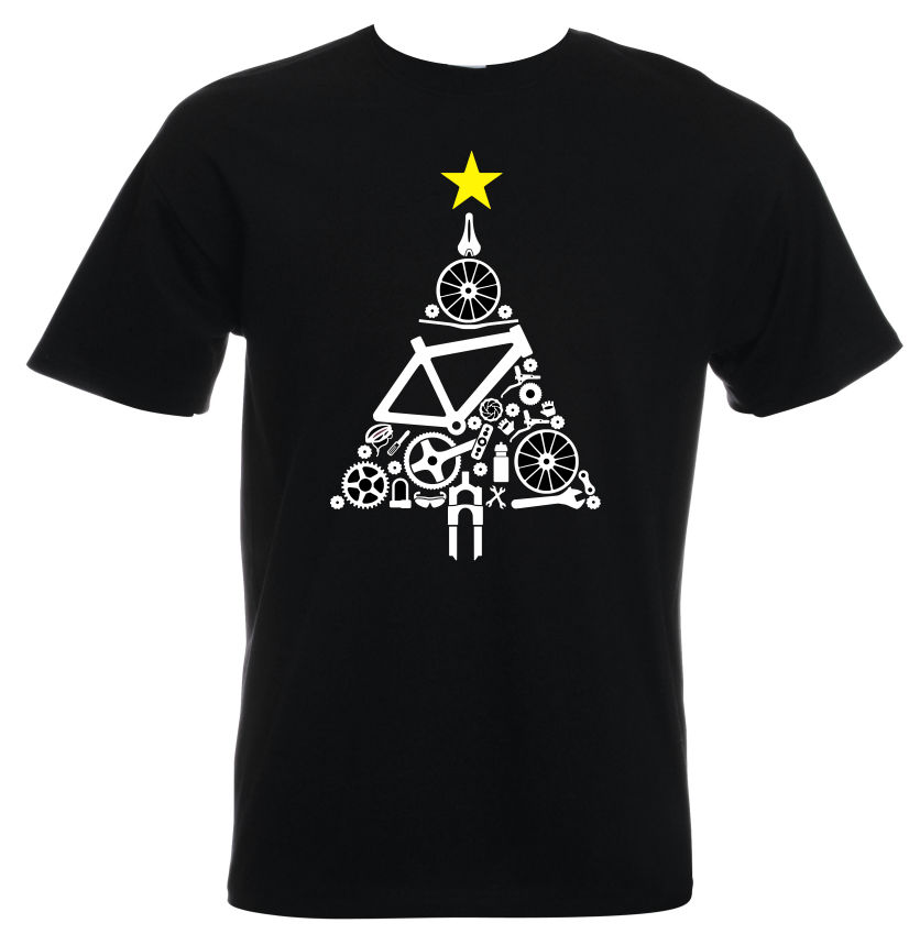 Christmas Tree Jumper T-Shirt - product images  of