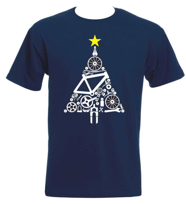 PHASE9 - CHRISTMAS TREE - MEN'S T-SHIRT - product images  of