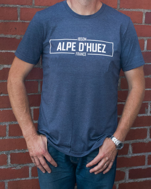 PHASE9 - ALPE D'HUEZ - UNISEX T-SHIRT - product images  of