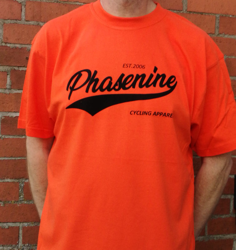 PHASE9 - SCRIPT - UNISEX T-SHIRT - product images  of