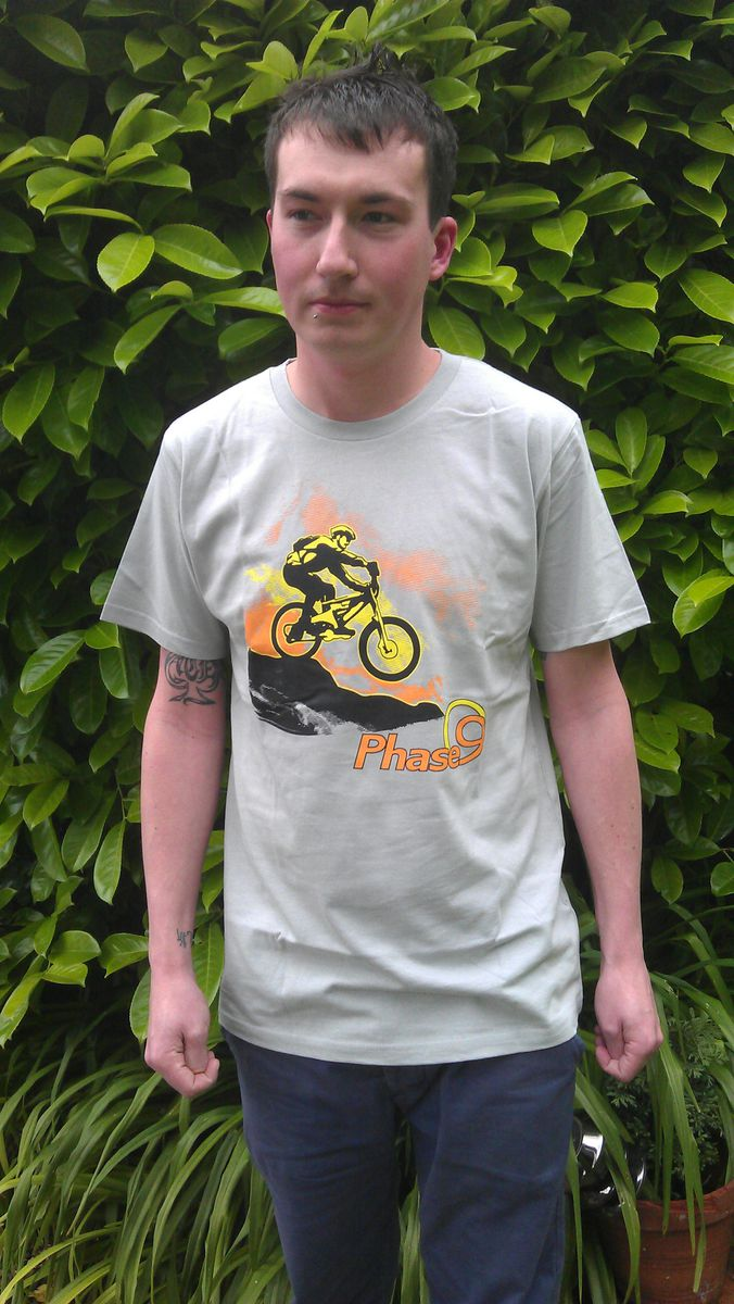 Bike Organic T-Shirt - product images  of