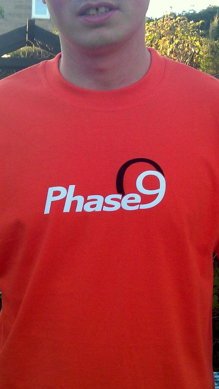 PHASE9 - LOGO - MEN'S T-SHIRT - product images  of