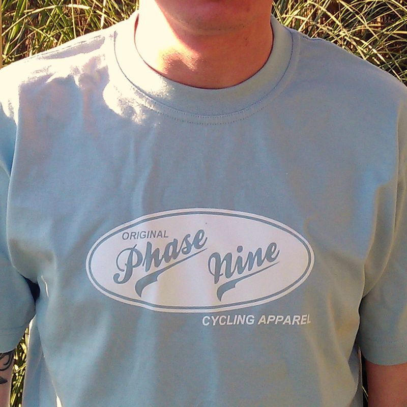Orginal Phase Nine T-shirt - product images  of