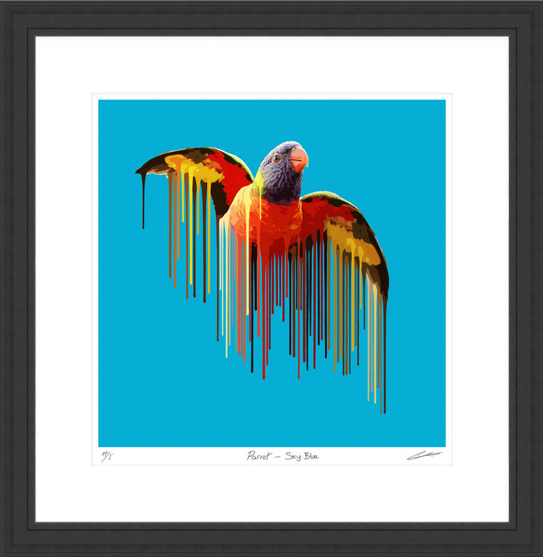 Parrot - Sky Blue - product images  of