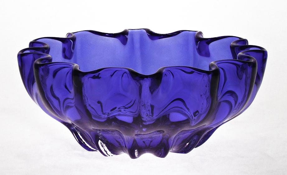Cobalt Blue Glass Collection Rossi Glass Niagara