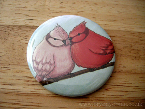 Two,Birds,Pocket,Mirror,and,Stickers,Pack,Accessories,Animal,pocket_mirror,mirror,small_mirror,illustrated_mirror,illustration,birds,bird_mirror,bird_illustration,bird_gift,gift,stickers,bird_stickers,regina_spektor,cellophane_and_card_packaging,badge_mirror
