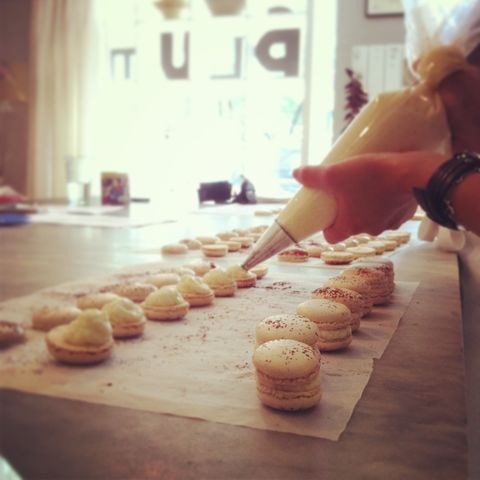 Private,Macaron,Workshop,learn macarons Lyon, cooking class lyon, cookery class lyon, French pastry class lyon