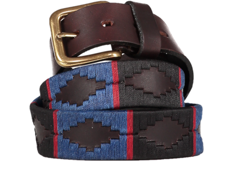 Diego,Polo,Belt,Polo Belt, Argentine Belts, Argentinian Belts, Polo Belts, Belts, Estribos, Estribos Argentina, Gaucho Belts, Leather Belts, Gaucho Belt, Pampeano, Pioneros, Polka Dot Pie, Daltons, Guarda Pampa, Argentina, Leather, Polo