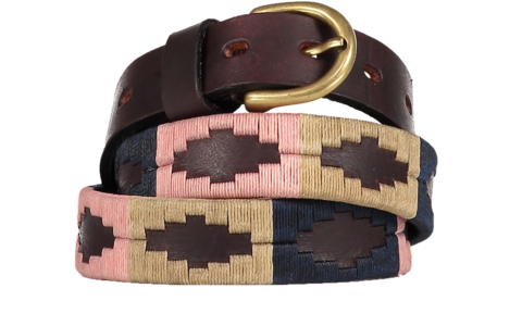 Rosa,Fino,Polo,Belt,Rosa Fino, narrow polo belts, polo belts, polo belt, gaucho belt, gaucho belts, Estribos Argentina, Estribos, argentine belts, argentinian belts