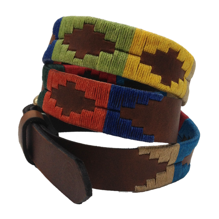 Arco Iris Fino Polo Belt - product image