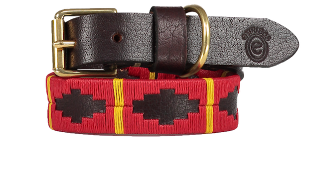 Iberico Polo Dog Collar - 2.5cm - product image