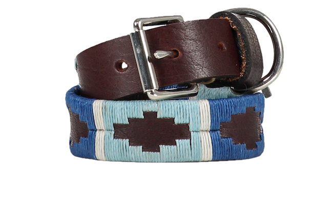 Lydia Polo Dog Collar - 2.5cm - product image
