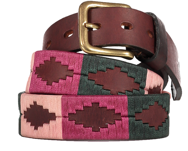 Rhubarb Polo Belt - product image