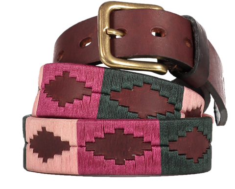 Rhubarb,Polo,Belt, Rhubarb Polo Belt, Polo Belt, Belt, Estribos, Estribos Argentina, Polo Belts, Gaucho Belt, Gaucho Belts, Leather Belt, Argentine Belts, Argentine Belt, Argentinian Belts, Argentinian Belt, Argentina, Polo