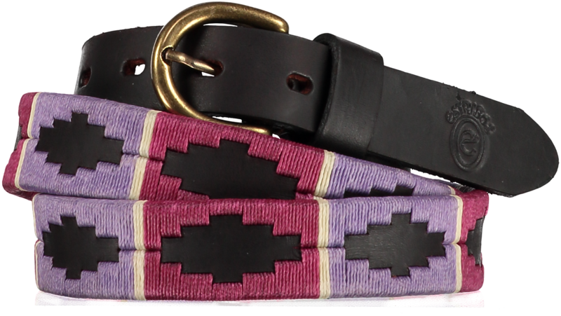 Lizzie Fino Polo Belt - product image