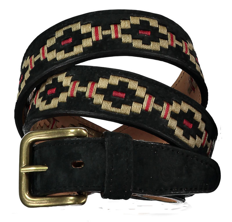Carbon Carpincho Polo Belt - product images