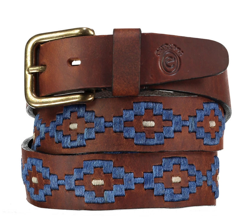 Ollie Azul Polo Belt - product images
