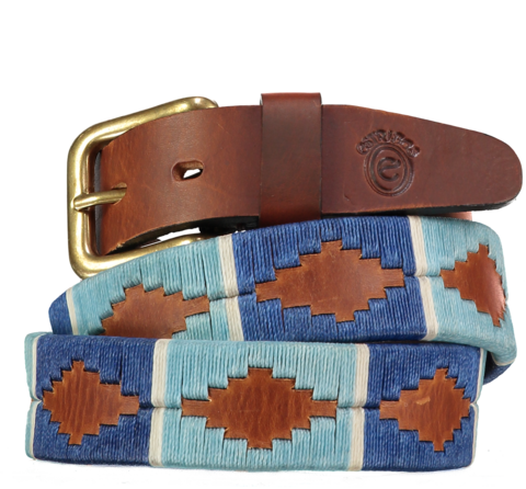 Lydia,Polo,Belt, Polo Belt, Argentine Belts, Argentinian Belts, Polo Belts, Belts, Estribos, Estribos Argentina, Gaucho Belts, Leather Belts, Gaucho Belt, Pampeano, Pioneros, Polka Dot Pie, Daltons, Guarda Pampa, Argentina, Leather, Polo