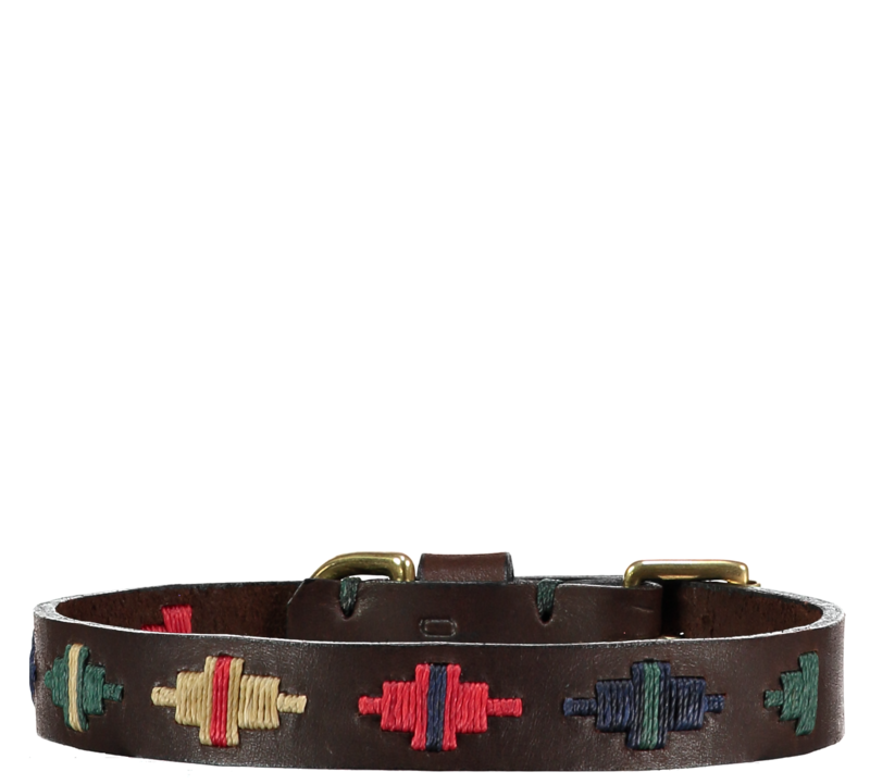 Fino Inca Marcus Polo Dog Collar - 2cm - product image