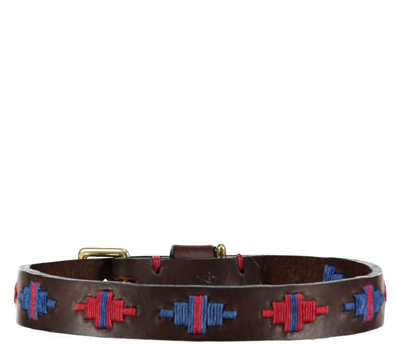 Fino Inca San Lorenzo Polo Dog Collar - 2cm - product image
