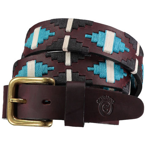 Prostate,Cancer,UK,Polo,Belt,Prostate Cancer Polo Belt, Hurtwood Park Polo, Polo Belt, prostate cancer, Argentine Belts, Argentinian Belts, Polo Belts, Belts, Estribos, Estribos Argentina, Gaucho Belts, Leather Belts, Gaucho Belt, Pampeano, Pioneros, Polka Dot Pie, Daltons
