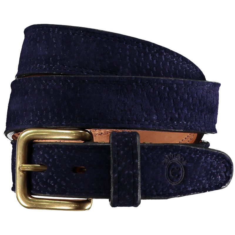 Purple Liso Carpincho Belt - product images