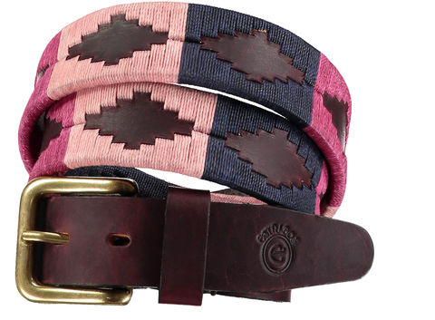 Camilla,Polo,Belt,Polo Belt, Argentine Belts, Argentinian Belts, Polo Belts, Belts, Estribos, Estribos Argentina, Gaucho Belts, Leather Belts, Gaucho Belt, Pampeano, Pioneros, Polka Dot Pie, Daltons, Guarda Pampa, Argentina, Leather, Polo