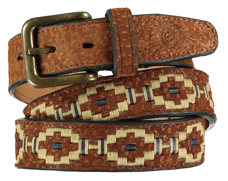 Pampa Carpincho Polo Belt - product images