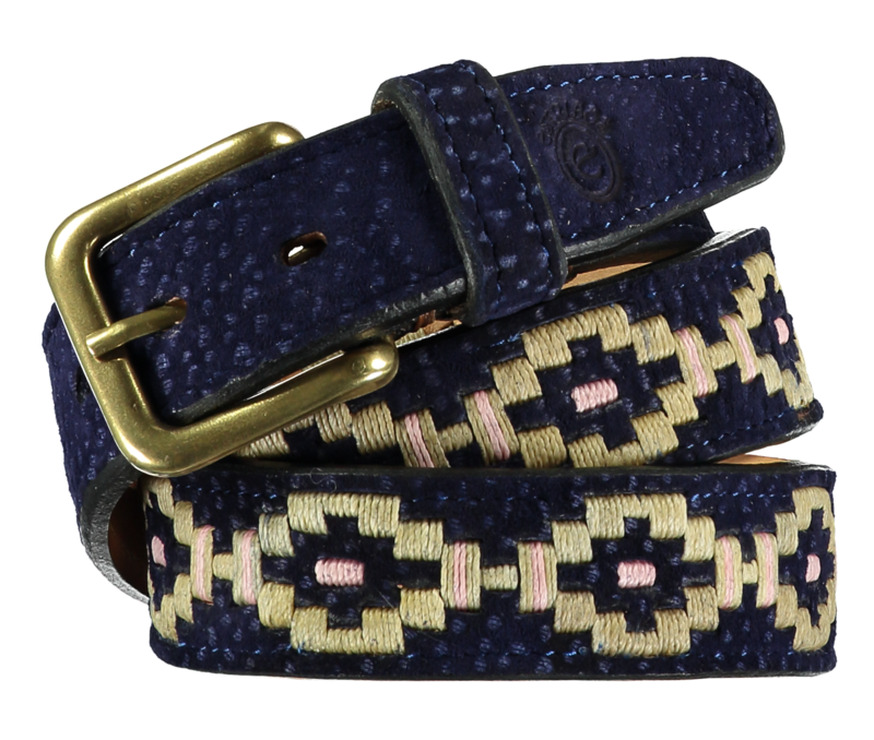 Haze Carpincho Polo Belt - product images