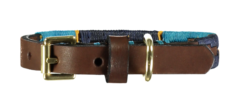 Extra Fino Eduardo Polo Dog Collar - 1.5cm - product image