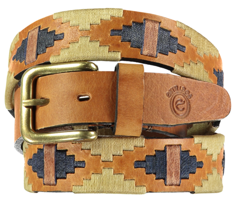 Gomez,Polo,Belt,Prostate Cancer Polo Belt, Hurtwood Park Polo, Polo Belt, prostate cancer, Argentine Belts, Argentinian Belts, Polo Belts, Belts, Estribos, Estribos Argentina, Gaucho Belts, Leather Belts, Gaucho Belt, Pampeano, Pioneros, Polka Dot Pie, Daltons