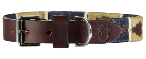 George,Polo,Dog,Collar,-,2.5cm,dog collar, polo dog collar, polo dog collars, dog collars, polo belts, polo belt, argentine collars, argentine dog collars, argentinian collars, argentinian dog collars, estribos, estribos argentina