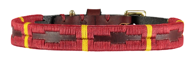 Extra Fino Iberico Polo Dog Collar - 1.5cm - product image