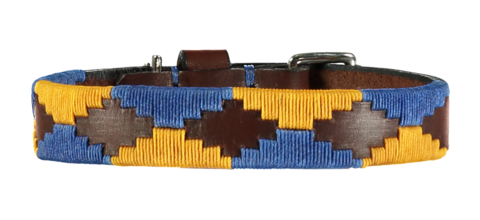 Fino,MHT,Polo,Dog,Collar,-,2cm,dog collar, polo dog collar, polo dog collars, dog collars, polo belts, polo belt, argentine collars, argentine dog collars, argentinian collars, argentinian dog collars, estribos, estribos argentina