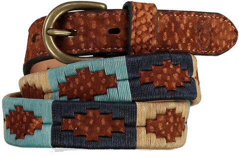 Celeste,Fino,Carpincho,Polo,Belt, Polo Belt, Argentine Belts, Argentinian Belts, Polo Belts, Carpincho Belts, Carpincho Polo Belts, Estribos, Estribos Argentina, Gaucho Belts, Leather Belts, Gaucho Belt, Leather, Polo, Capybara, Pampeano, Pioneros