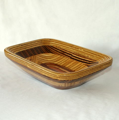 'Every,Which,Way',Fruit,Bowl,Fruit Bowl, Salad Bowl, Table decoration, Table ware, wood bowl, sculpture, carving, Plywood Bowl, handmade