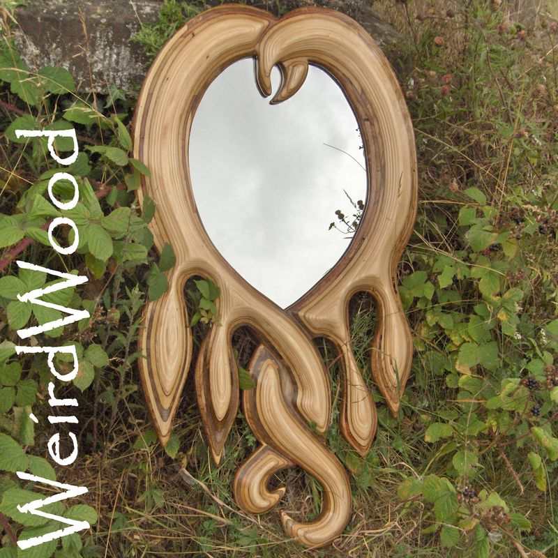 Love Heart Mirror - product image