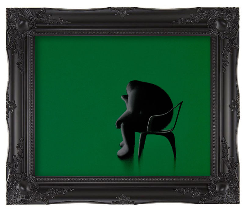 Thinker (green) - product images  of