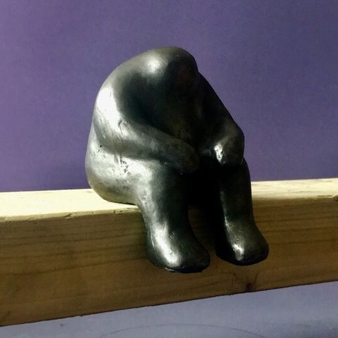 The,Edge,Limited Edition Sculpture