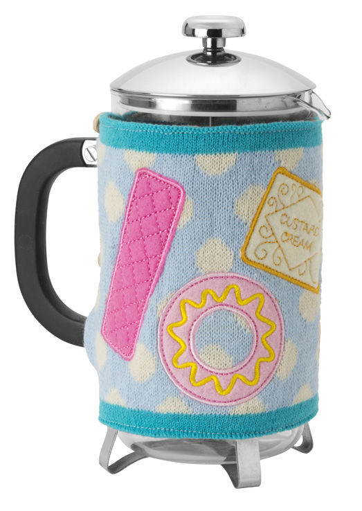 50% OFF Coffee Breaks Knitted Cafetiere Cosy by Ulster Weavers - product image