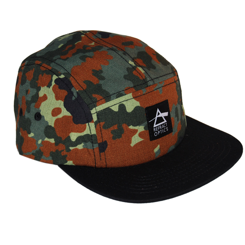 70%,OFF,Ltd,Ed.,Refract,Optics,5,Panel,Cap,-,CAMO,Refract Optics 5 Panel Cap - CAMO