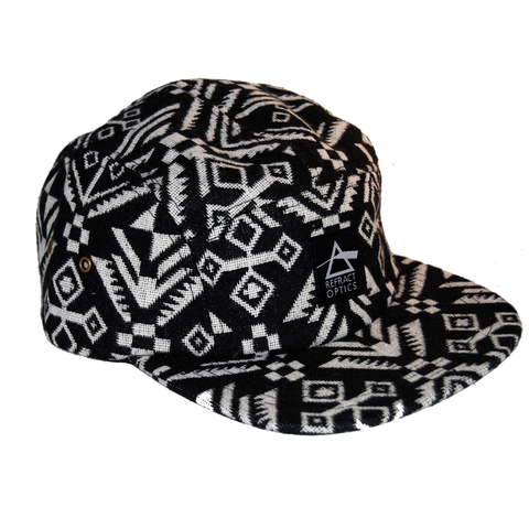 70%,OFF,Ltd,Ed.,Refract,Optics,5,Panel,Cap,-,Woven,Aztec,Refract Optics 5 Panel Cap - Woven Aztec