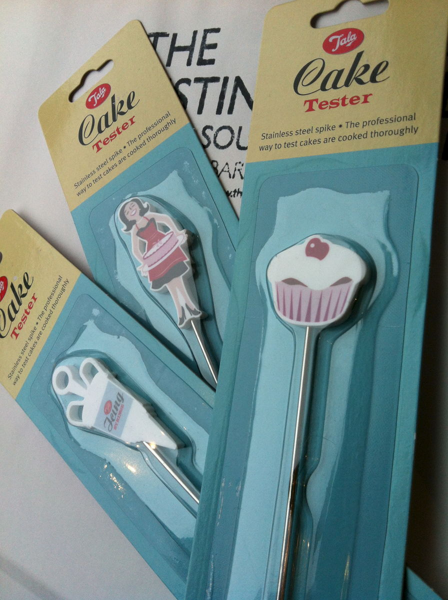 50% OFF Cake Tester by Tala - Ms Taylor, Icing syringe or Cupcake - product images  of