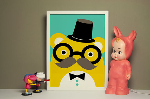 30%,OFF,Ricetache,Print,by,Noodoll,Ricetache Print by Noodoll