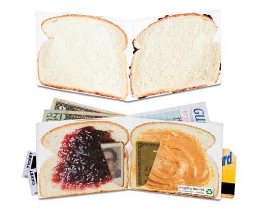 50% OFF Peanut Butter & Jelly Wallet by Mighty Wallet - product images  of