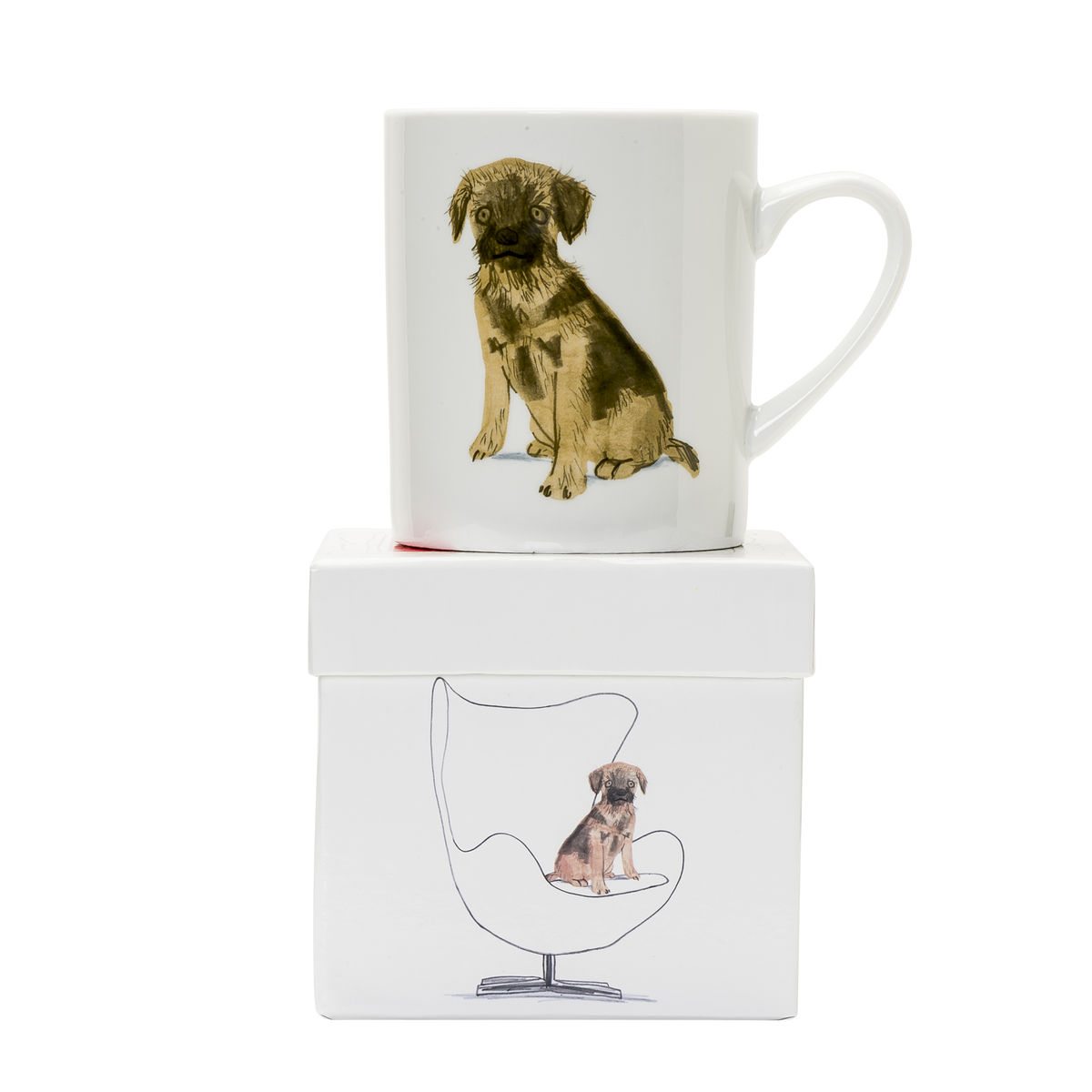 70% OFF Sit! Big Mug by Magpie - Terrier/Pug/Poodle/Spaniel/Dachshund - product images  of
